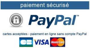 Paiement paypal sans compte paypal