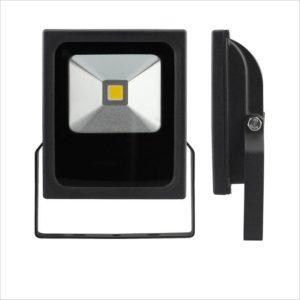Projecteur led 10W exterieur intérieur pro extra plat
