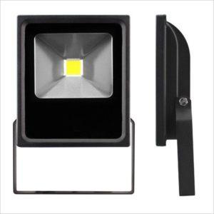 Projecteur led 10W exterieur intérieur pro COB extra plat