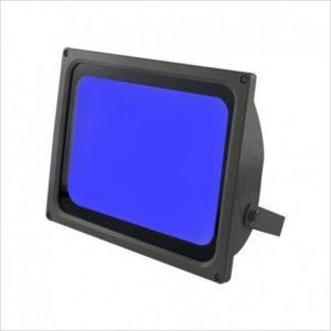 projecteur led 30w et 50w bleu