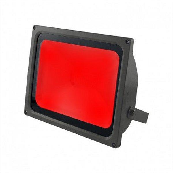 projecteur led 30w et 50w rouge