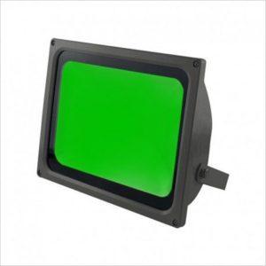 projecteur led 30w et 50w vert