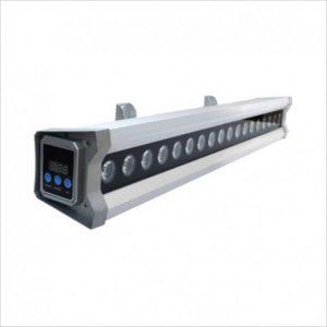 wallwasher led controleur dmx intégré 36w 3000k