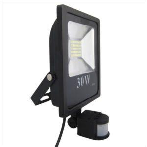 projecteur led 30w détecteur de mouvement