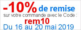 REMISE -10%