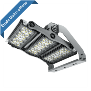 Projecteur industriel led philips modulaire 220w 90 DEGRES 5000K
