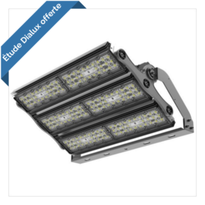 Projecteur industriel led philips modulaire 450w 90 DEGRES 5000K