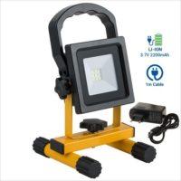 Projecteur-rechargeable-10w-led-professionnel-lithium-2200