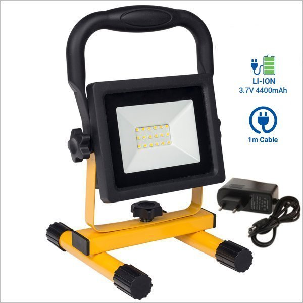 Projecteur-rechargeable-20w-led-professionnel-lithium-4400