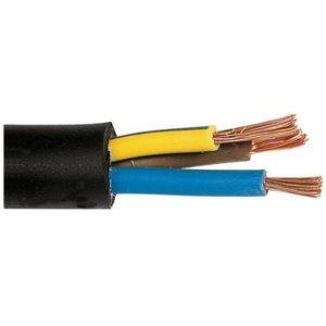 Câble industriel H07 RN-F Souple Courant fort 50M en couronne